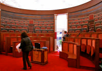 Expobit 2005, spazio espositivo del senato.  - Catania (2225 clic)