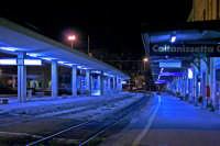La stazione.  - Caltanissetta (4662 clic)