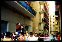 Festa di San Calogero. Lancio del pane.  - Porto empedocle (21736 clic)