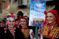 63° Sagra del mandorlo in fiore, gruppo folkloristico della Bulgaria.  - Agrigento (1744 clic)