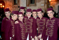 63° Sagra del mandorlo in fiore, gruppo folkloristico dell'Ungheria.  - Agrigento (2067 clic)