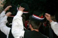 63° Sagra del mandorlo in fiore, il gruppo folkloristico della Croazia si esibisce in una loro danza popolare.  - Agrigento (1826 clic)