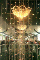 1° Anniversario centro commerciale Etnapolis, illuminazione natalizia.  - Catania (1470 clic)