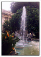 Villa Bellini: Fontana.  - Catania (2334 clic)