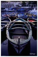 Barche al porticciolo di Ognina.  - Catania (2313 clic)