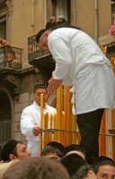 Festa di S.Agata 2006, il fercolo della Santa.  - Catania (2241 clic)