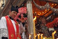 Festa di S.Agata 2006, il fercolo della Santa.  - Catania (2173 clic)