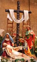 Settimana Santa a Caltanissetta. Anno 2006, mostra delle riproduzione in miniatura delle vare.  - Caltanissetta (2998 clic)