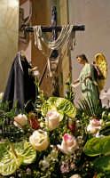 Settimana Sanat a Caltanisetta. Anno 2006, mostra delle riproduzione in miniatura delle vare. CALTAN