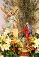 Settmana Santa a Caltanisetta. Anno 2006, mostra delle riproduzione in miniatura delle vare.  - Caltanissetta (2908 clic)