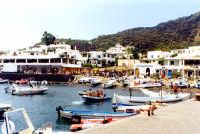 Il porto.  - Panarea (12681 clic)