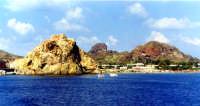 Veduta del porto.  - Salina (7531 clic)