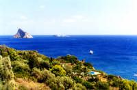Panorama.  - Panarea (7350 clic)