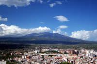 Panorama con vista dell'Etna.  - Paternò (2677 clic)