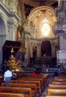 Chiesa di S. Francesco e dell'Immacolata, all'interno della chiesa sono custodite sei della 12 Candelore che sfilano durante la festa di S.Agata.  - Catania (6779 clic)