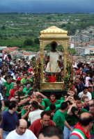 Festeggiamenti della salita di San Filippo.  - Calatabiano (3870 clic)