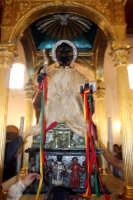 Statua di San Filippo Siriaco patrono di Calatabiano.  - Calatabiano (8463 clic)