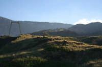 Piano Provenzano, la funivia che porta al cratere centrale.  - Etna (2596 clic)