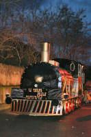 Carnevale di Francavilla 2007, gruppo mascherato Il treno delle festività.  - Francavilla di sicilia (5282 clic)