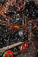 Carnevale di Francavilla 2007, gruppo mascherato Il treno delle festività  - Francavilla di sicilia (4030 clic)