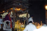 Festa di S.Agata, il fercolo con il busto della Santa.  - Catania (2498 clic)