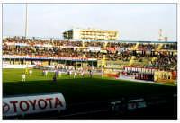 Momenti di un incontro di calcio della squadra del Catania  - Catania (2584 clic)