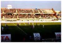 Momenti di un incontro di calcio della squadra del Catania  - Catania (2943 clic)
