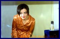 Carmen Consoli ripresa nel suo camerino dopo uno spettacolo.  - Catania (3570 clic)