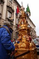 Festa di S.Agata 2006, candelora.  - Catania (1864 clic)