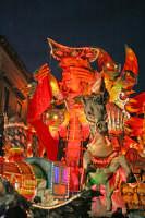 Carnevale di Acireale 2006, carri allegorici.  - Acireale (2218 clic)