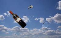 La leggerezza del vino.  - Catania (2791 clic)