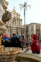 Festa di S.Agata 2006, il Duomo.  - Catania (1876 clic)