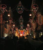 Carnevale di Acireale 2006, sfilata carri allegorici.  - Acireale (2219 clic)