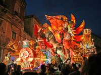 Carnevale di Acireale 2006, sfilata carri allegorici.  - Acireale (6844 clic)