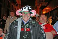 Carnevale di Acireale 2006, persone in maschera.  - Acireale (2436 clic)