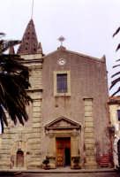 Chiesa di SS. Trinità, facciata.  - Forza d'agrò (6934 clic)