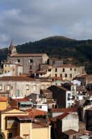 Castiglione di Sicilia, scorcio della cittadina denominata la città del vino.   - Castiglione di sicilia (1914 clic)