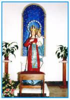 Santuario Maria SS. della Catena in Quattropani. Statua della Madonna.  - Lipari (7870 clic)