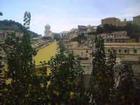 Panorama con verde.  - Buccheri (1495 clic)