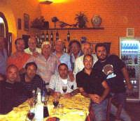 Buccheri, 7 agosto 2006, S.Gaetano, cena di tutti i Gaetani di Buccheri (con alcuni clandestini).  - Buccheri (4150 clic)