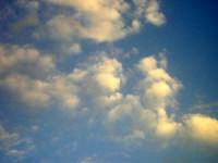 Buccheri. Nuvole d'oro.  - Buccheri (2001 clic)