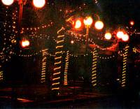 Piazza Roma-Natale 2004.  - Buccheri (1962 clic)