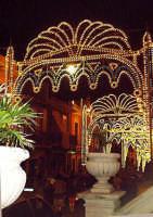 Belvedere di Siracusa. Festa di S.Anna. Illuminazione notturna.  - Belvedere di siracusa (9333 clic)