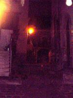 Buccheri. Vicolo Rosella, by night.  - Buccheri (1345 clic)