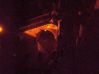 Arco sotto la scalinata della chiesa di S.Antonio.  - Buccheri (1110 clic)