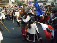 Buccheri, Medfest 2006. I Buccheresi, dopo la battaglia, scacciano i francesi.  - Buccheri (1474 clic)