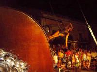 Buccheri, Medfest 2006. La magnifica esibizione della Compagnia del Circ Pànic (spagnola).  - Buccheri (1158 clic)