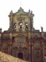 La chiesa barocca di S.Maria Maddalena  - Buccheri (1334 clic)