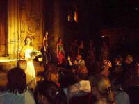 Serata di gala al sagrato della chiesa di S.Maria Maddalena, 14 Agosto 2005, Buccheri  - Buccheri (1592 clic)