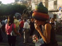 Giocoliera al Medfest 2005 a Buccheri.  - Buccheri (1486 clic)